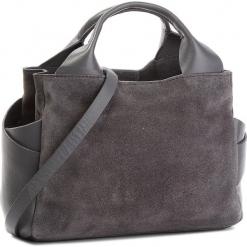 Torebka CLARKS - Talara Wish 261375150 Dark Grey Sde. Szare torebki klasyczne damskie Clarks, ze skóry. W wyprzedaży za 349,00 zł.