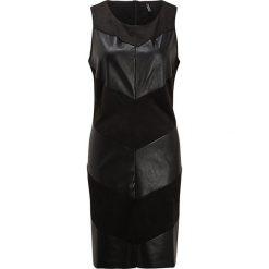 Sukienki hiszpanki: Freequent JENNA Sukienka koktajlowa black