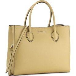 Torebka COCCINELLE - BG5 Farisa E1 BG5 18 01 01  Banane 043. Brązowe torebki klasyczne damskie marki Coccinelle, ze skóry. W wyprzedaży za 819,00 zł.