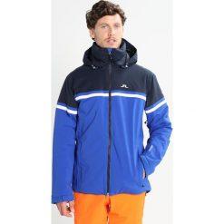 Kurtki narciarskie męskie: J.LINDEBERG PRINDLE JACKET GORETEX Kurtka narciarska strong blue