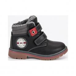 Buty dziecięce traperki na rzepy czarne r. 29. Czarne buciki niemowlęce ARRIGO BELLO, na zimę, na rzepy. Za 141,29 zł.