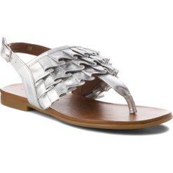Chodaki damskie: Japonki INUOVO – 8337 Silver