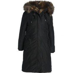 Płaszcze damskie pastelowe: khujo MERYEM 2 IN 1 Płaszcz zimowy black