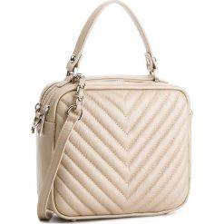Torebka CREOLE - K10532  Platino. Brązowe torebki klasyczne damskie Creole, ze skóry, duże. W wyprzedaży za 179,00 zł.