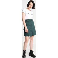 GStar BRISTUM ARMY WRAP SKIRT Spódnica trapezowa maple green. Zielone spódniczki trapezowe marki G-Star, l, z bawełny. Za 469,00 zł.