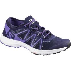 Buty sportowe damskie: Salomon Buty damskie  Crossamphibian Swift Parachute Purple/Evening Blue/Purple Opulence r. 38 (401598)