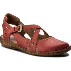 Rzymianki damskie: Sandały JOSEF SEIBEL – Rosalie 13 79513 95 450 Hibiscus