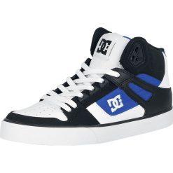 Buty skate męskie: DC Shoes Pure High Top Buty sportowe biały/czarny