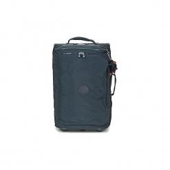 Walizki miękkie Kipling  TEAGAN S. Niebieskie walizki marki Kipling. Za 619,00 zł.