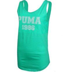 Bluzki damskie: Puma Koszulka damska Style Per Best Athl Tank  zielona r. XL (836394 32)
