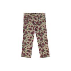 EMOI Girls Mini Spodnie sand. Niebieskie spodnie chłopięce marki bonprix. Za 52,50 zł.