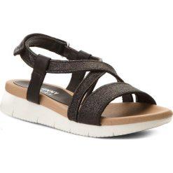 Sandały damskie: Sandały JENNY FAIRY - WS17209-1 Czarny