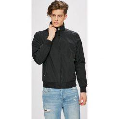 Napapijri - Kurtka. Szare kurtki męskie przejściowe marki Napapijri, l, z bawełny. W wyprzedaży za 479,90 zł.