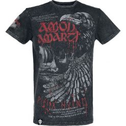 T-shirty męskie z nadrukiem: Amon Amarth EMP Signature Collection T-Shirt czarny