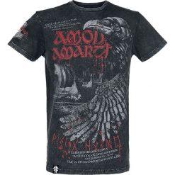 Amon Amarth EMP Signature Collection T-Shirt czarny. Czarne t-shirty męskie z nadrukiem Amon Amarth, l, z dekoltem na plecach. Za 99,90 zł.