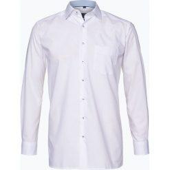 Koszule męskie na spinki: Andrew James – Koszula męska niewymagająca prasowania, czarny