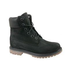 Timberland 6 In Premium Boot W A1K38 37,5 Czarne. Czarne buty trekkingowe damskie Timberland. W wyprzedaży za 699,99 zł.