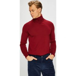 Tommy Hilfiger Tailored - Sweter. Szare golfy męskie Tommy Hilfiger Tailored, l, z dzianiny. Za 399,90 zł.