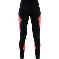 Craft Spodnie Do Biegania Brilliant 2.0 Thermal Black Pink Xs. Czarne bryczesy damskie Craft, m, do biegania. W wyprzedaży za 239,00 zł.