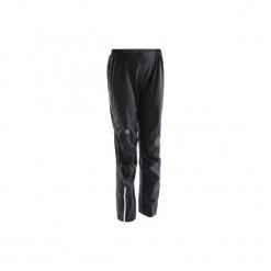 Spodnie do biegania TRAIL damskie. Czarne spodnie damskie do biegania marki KALENJI, l, z elastanu. Za 169,99 zł.
