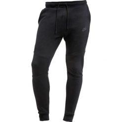 Nike Sportswear TECH JOGGER Spodnie treningowe black. Czarne spodnie dresowe męskie Nike Sportswear, z bawełny. Za 379,00 zł.