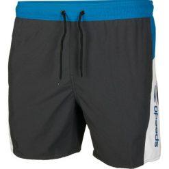 Kąpielówki męskie: Speedo Szorty kąpielowe Colour Block Watershort Czarne r. L
