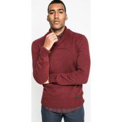Medicine - Sweter North Storm. Brązowe swetry klasyczne męskie marki MEDICINE, m, z bawełny. W wyprzedaży za 99,90 zł.