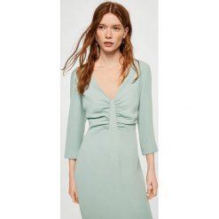 Długie sukienki: Mango - Sukienka Eden