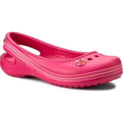 Sandały dziewczęce: Sandały CROCS – Genna II Gem Flat Gs 203197 Raspberry/Coral