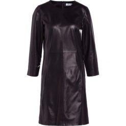 Sukienki hiszpanki: CLOSED BERRYL Sukienka koktajlowa black