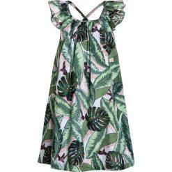 Sukienki dziewczęce letnie: Seafolly FRILL DRESS Sukienka letnia green