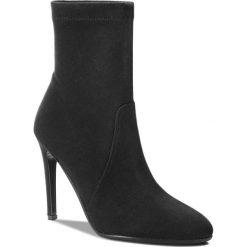 Botki EVA MINGE - Puenteares 4AB 18SF1372611EF 901. Czarne buty zimowe damskie Eva Minge, z materiału. Za 449,00 zł.