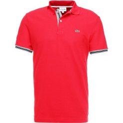 Lacoste Koszulka polo toreador. Czerwone koszulki polo Lacoste, m, z bawełny. Za 419,00 zł.