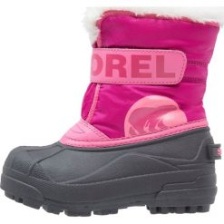 Buty: Sorel Śniegowce tropic pink/deep blush