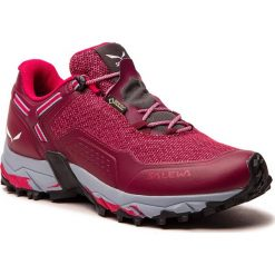 Buty damskie: Trekkingi SALEWA - Ms Speed Beat Gtx GORE-TEX 61339-6896 Red Plum/Rose Red
