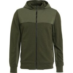 Kardigany męskie: BOSS CASUAL ZTEP Bluza rozpinana khaki