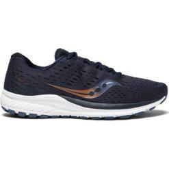 Buty do biegania męskie SAUCONY JAZZ 20 S20423-30. Czarne buty do biegania męskie marki Saucony, z meshu, z paskami. Za 349,00 zł.
