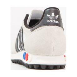 Adidas Originals LA TRAINER OG Tenisówki i Trampki vintage white/core black/clear brown. Białe tenisówki damskie marki adidas Originals, z materiału. Za 399,00 zł.