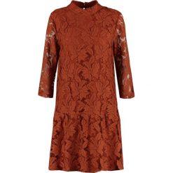 Sukienki hiszpanki: Second Female UPLA  Sukienka letnia brown nut