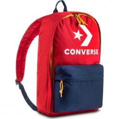 Plecak CONVERSE - 10007031-A03 Czerwony. Czerwone plecaki damskie Converse, z materiału. W wyprzedaży za 129,00 zł.