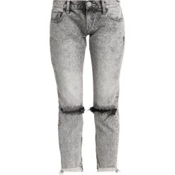 One Teaspoon FREEBIRDS Jeansy Slim Fit grey society. Szare boyfriendy damskie One Teaspoon. Za 589,00 zł.
