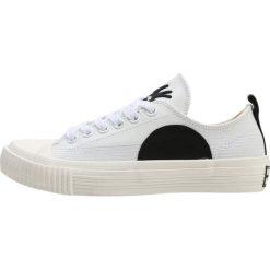Trampki męskie: McQ Alexander McQueen PLIMSOLL LOW Tenisówki i Trampki white/black