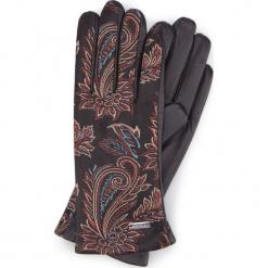 Rękawiczki damskie 39-6-571-1. Czarne rękawiczki damskie marki Wittchen. Za 99,00 zł.