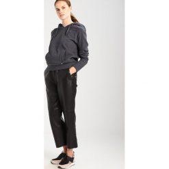 Bluzy rozpinane damskie: khujo SANTJA Bluza z kapturem darkgrey