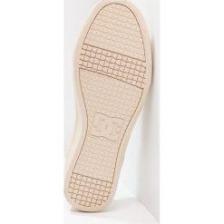 Trampki damskie slip on: DC Shoes TONIK  Tenisówki i Trampki tan