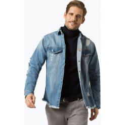 Redefined Rebel - Męska kurtka jeansowa – Jackson, niebieski. Niebieskie kurtki męskie jeansowe marki Reserved, l. Za 179,95 zł.