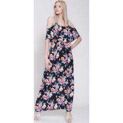 Sukienki: Czarna Sukienka Wonderful Spring