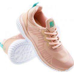 Buty sportowe dziewczęce: BEJO Buty dziewczęce WALTERI JRG peach/turquoise r. 29