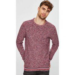 Medicine - Sweter Retro Racer. Brązowe swetry klasyczne męskie MEDICINE, l, z bawełny, z okrągłym kołnierzem. Za 99,90 zł.