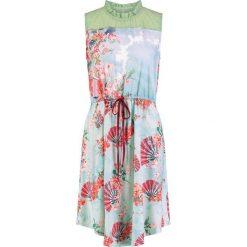 Sukienki hiszpanki: Smash MIRELA Sukienka z dżerseju turquoise